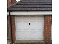 DOUBLE LENGTH SECURE GARAGE TO LET IN SALISBURY VILLAGE AREA