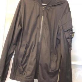 Genuine Stone Island men's bomber jacket size Large