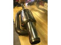 Integra type r dc2 Mugen twin loop exhaust Jdm