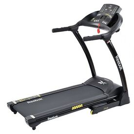 Virtually new Reebok Zr8 Treadmil