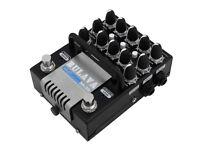AMT Electronics SS-30 Bulava 3 channel preamp pedal new condition! (distorsion, overdive, drive)