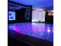 Photo booth, Led Letters & Numbers, LED Dance Floor