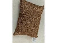 Kylie Minogue scatter cushions bronze/brown x2