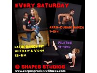 Dance&Fitness Classes***PILATES***LATIN DANCE FIT***AFRO-CUBAN DANCE***