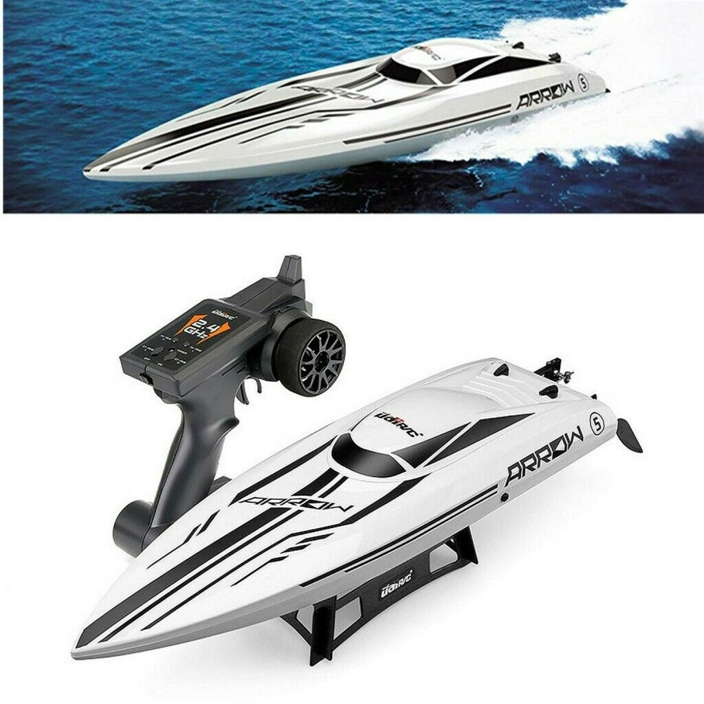 UDI Brushless RC Racing Boat High Speed Electronic Remote Co