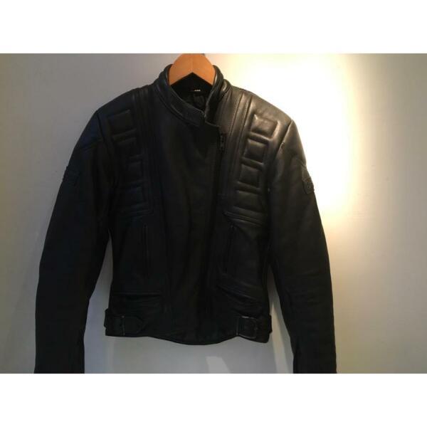 Belstaff Leather Biker Jacket  for sale  Southside, Kelvingrove