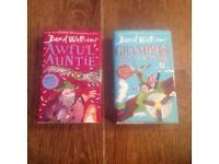Books by David Walliam's