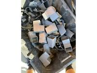 Multiple items for Square anthracite grey drainage system