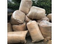 FREE wood chippings available for collection.