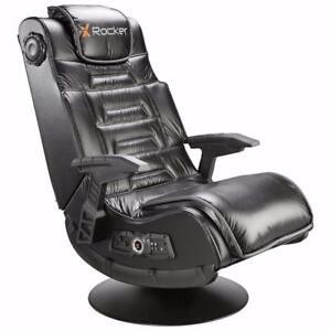 X-Rocker Pro Gaming Chair - Black (Only Chair)