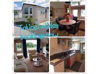 Holiday caravan home pevensey bay nr eastbourne 4 berth