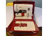 Bernina minimatic sewing machine