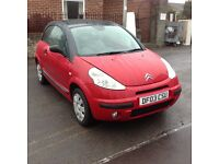 2003/03 Citroen c3 in bright red