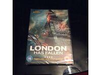 Brand new london has fallen 2016