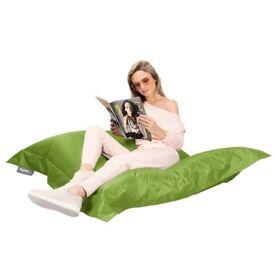 XL Indoor / Outdoor bean Bag - Lime Green