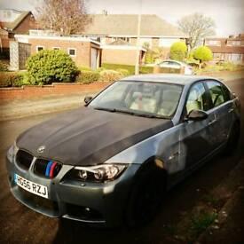 BMW 320i semi -auto