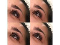 Eyelash extensions and lvl lash lifts mobile surrey