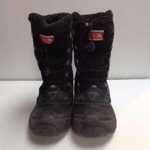 TNF Girls Winter Boots 2 Black (QUN2UT)