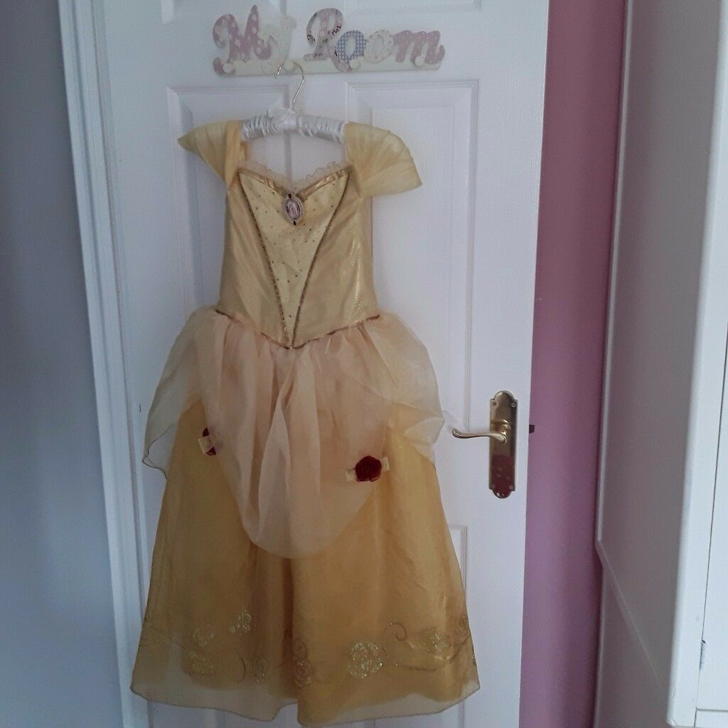BELLE Costume Age 9-10yrs ***Never Worn***