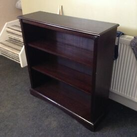 Excellent quality solid wooden bookcase