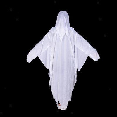 st Kostüm mit Maske für Mädchen Jungen Kind Kostüm (Geist Kostüm Für Mädchen)