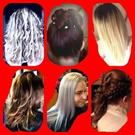 MOBILE HAIRDRESSER**BARBER**Lisa Marie Hair Design