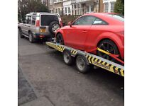 London & Essex Rapid Recovery Services - good rates | Breakdown|Tow,Car, Vehicles