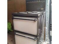 Belling Electric cooker with double oven