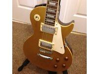 Epiphone Les Paul Gold Top Guitar £150