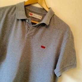 Levi's Polo Shirt, Size M