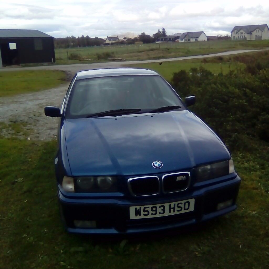 bmw 316i compact m sport 1 9 e36 spares or repair in. Black Bedroom Furniture Sets. Home Design Ideas