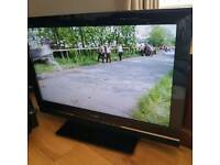 "Sony Bravia 32"" LCD TV in original box"