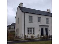 For Lease, Immaculate, Unfurnished, Three Bedroom House, Chapelton Development, Newtonhill.
