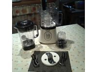 Food mixer/ blender/slicer unused