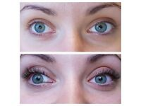 ☆Eyelash Extensions ☆ LVL Lash Lift ☆ Individual and Russian Volume Lashes2D - 6D from £40!