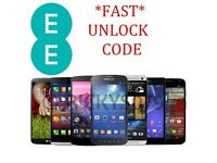 FAST* EE NOKIA Lumia Unlocking Code 520 530 550 610 630 640 650 730 930 1020 ETC