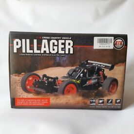 RC Car Remote Control Car 1:16 Scale 2.4Ghz Racing Truck Monster NEW Z4