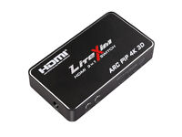 LiteXim 3x1 HDMI Switch with PIP, SPDIF Audio ARC Function and 3.5mm Stereo Audio Extract