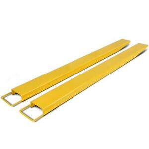 "Titan Attachments Pallet Fork Extensions for Forklifts and Loaders, Steel, 60"" - BRAND NEW - FREE SHIPPING"