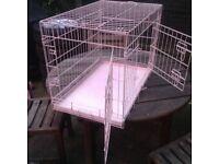 Dog cage / medium