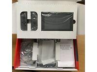 Nintendo Switch - Grey - Boxed