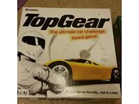 TOPGEAR The Ultimate Car Challenge Board Game NEW