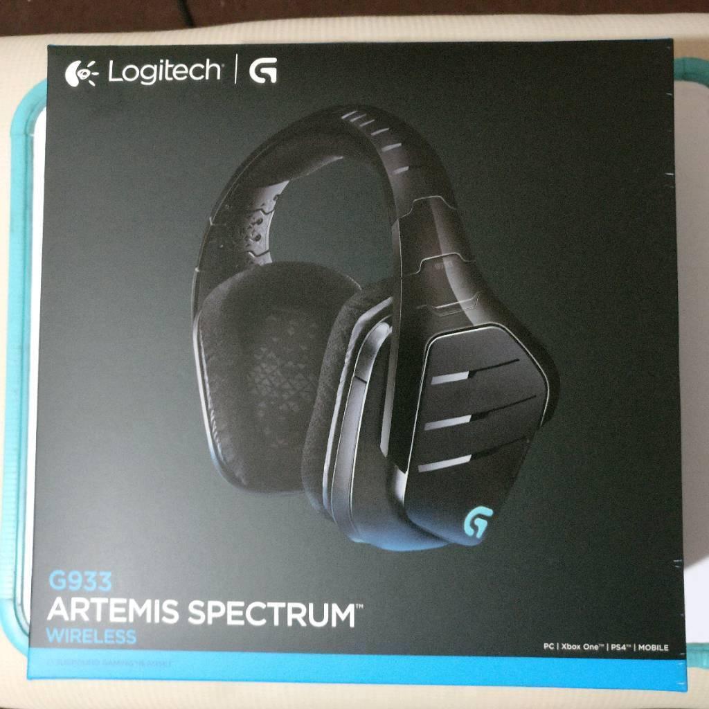 Logitech G933 Artemis Spectrum Wireless Headset | in Redditch,  Worcestershire | Gumtree