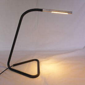 Black & Silver LED Work Lamp, 3W, USB, Perfect Condition, As New, RRP £15