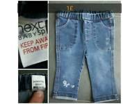 Jeans Next 3-6