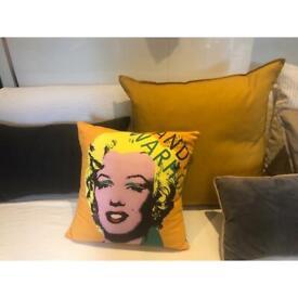 Cushions set