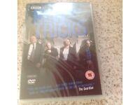 BBC New Tricks Series 1 & 2