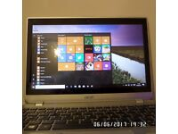 WINDOWS 10 Acer Aspire V5 122P 11.6in Touchscreen Silver