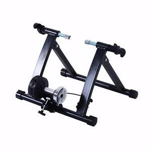 Support d'entrainement à vélo à 5 niveaux de résistance - Bike trainer 5 levels ajustment