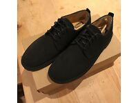 Clarks Originals Desert Shoe Black - Size 10